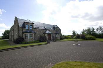 5 Bedrooms Detached House for sale in Letham, By Airth, Falkirk, Stirlingshire, FK2 8QH