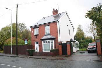 3 Bedrooms Detached House for sale in Moseley Road, Bilston