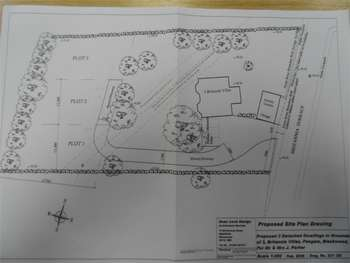 Land Commercial for sale in 3 Britannia Villas, Pengam, Blackwood