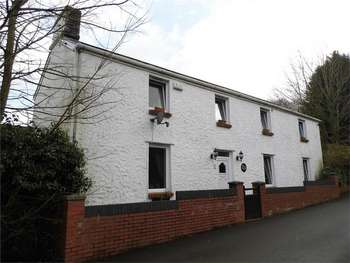 4 Bedrooms Detached House for sale in 1 Foundry Road, Neath, Neath, West Glamorgan