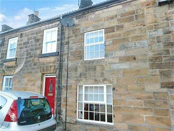 3 Bedrooms Terraced House for sale in Church Street, Castleton, Whitby, North Yorkshire