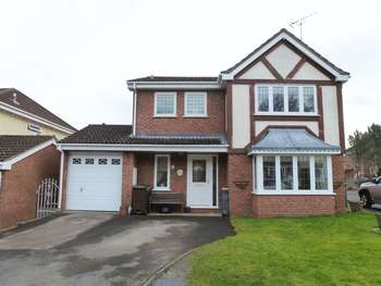 4 Bedrooms Detached House for sale in Elmdon Coppice, Solihull