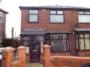 4 Bedrooms Semi Detached House for sale in Trawden Avenue, Bolton, Greater Manchester