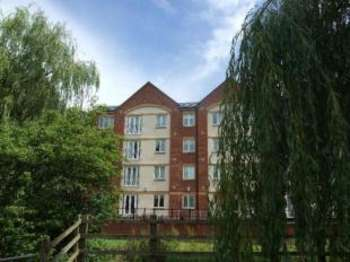2 Bedrooms Flat for sale in Riverside Mews, Espleys Yard, Stafford, Staffordshire
