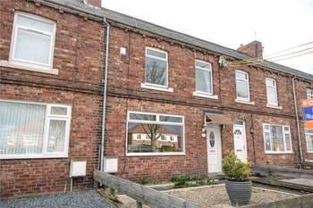 2 Bedrooms Terraced House for sale in Park View, Chester le Street, County Durham, DH2