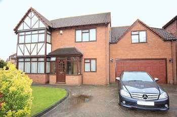 5 Bedrooms Detached House for sale in Stowe Close, Hunts Cross, Liverpool, L25