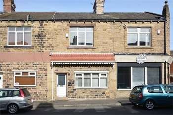3 Bedrooms Terraced House for sale in St Johns Road, Cudworth, Barnsley, South Yorkshire