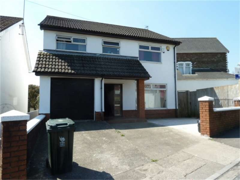 5 Bedrooms Detached House for sale in Benbow Road, Newport