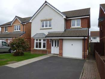 4 Bedrooms Detached House for sale in Oliphant Way, Kirkcaldy, Fife