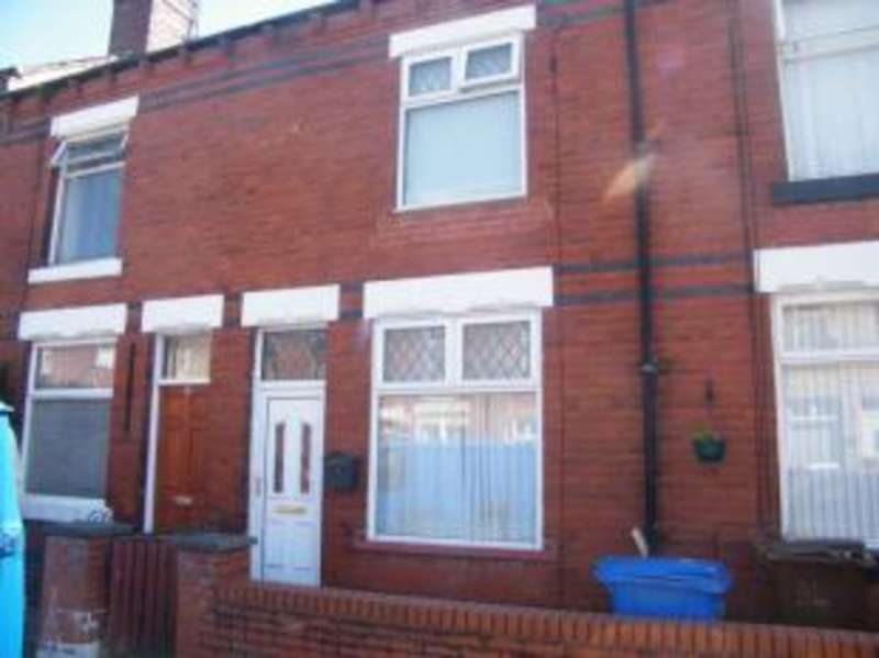 2 Bedrooms Terraced House for sale in Charlotte Street, Portwood, Stockport, Greater Manchester
