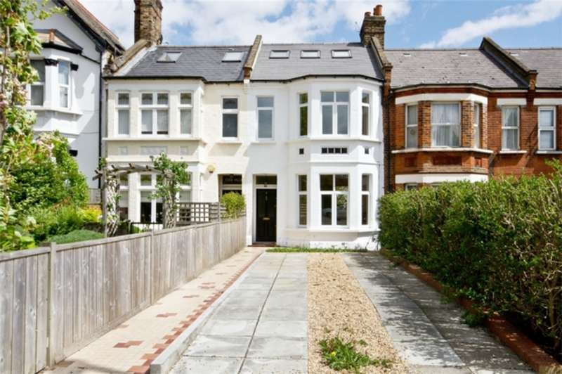 5 Bedrooms Detached House for sale in Friars Place Lane, Acton, London