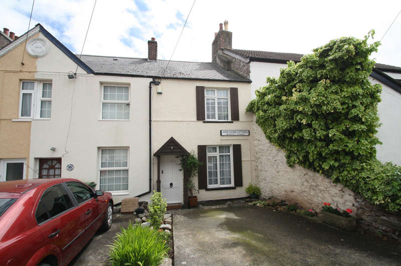 2 Bedrooms Cottage House for sale in John Cooms Cottage, Oreston