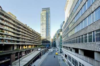 Studio Flat for sale in The Heron, 5 Moor Lane, EC2Y