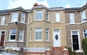 3 Bedrooms Terraced House for sale in Ridge Park Avenue, Mutley, Plymouth