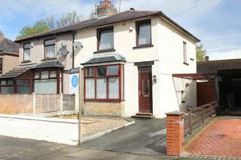 3 Bedrooms Semi Detached House for sale in Ebor Street, Burnley