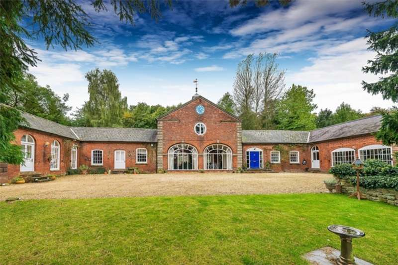 6 Bedrooms Detached House for sale in Coton, BRIDGNORTH, Shropshire