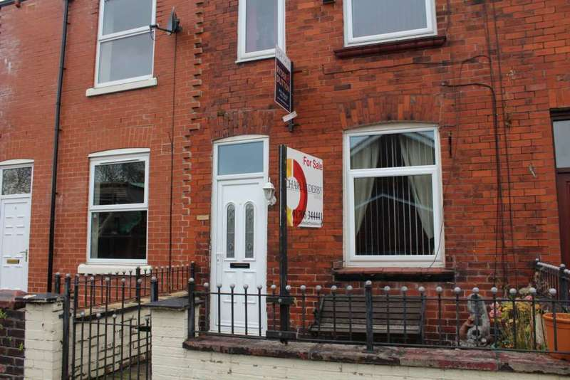 3 Bedrooms Terraced House for sale in Lever Street, Heywood