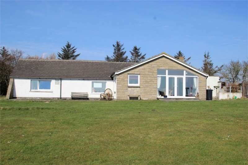 3 Bedrooms Detached House for sale in Brooklands, Forse, LYBSTER, Highland