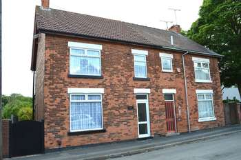 3 Bedrooms Semi Detached House for sale in Bagshaw Street, Pleasley