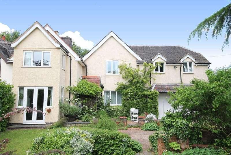 4 Bedrooms Cottage House for sale in Rose Cottage, Home Farm Lane, Grendon, CV9 3DS