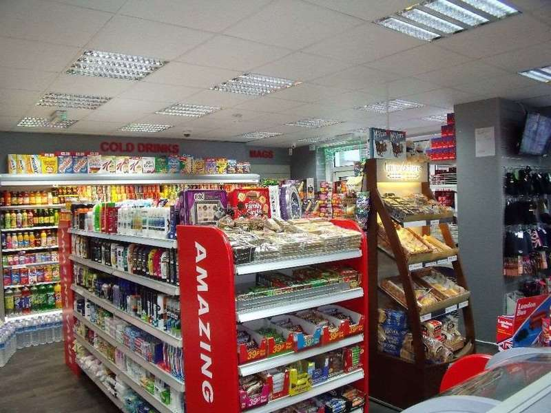Commercial Property for sale in Commercial Premises, Retail Grocery/Off Licence, King Cross,London WC1X