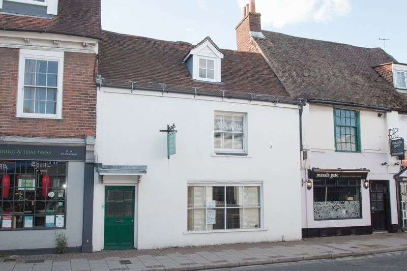 4 Bedrooms Terraced House for sale in St. Pancras, Chichester