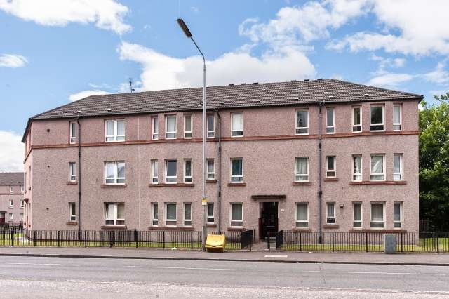 2 Bedrooms Flat for sale in Balmore Road, Possil Park, Glasgow, G22 6NA