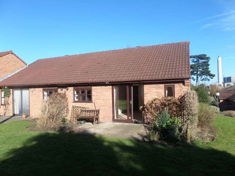 2 Bedrooms Bungalow for sale in The Laurels, Rugeley