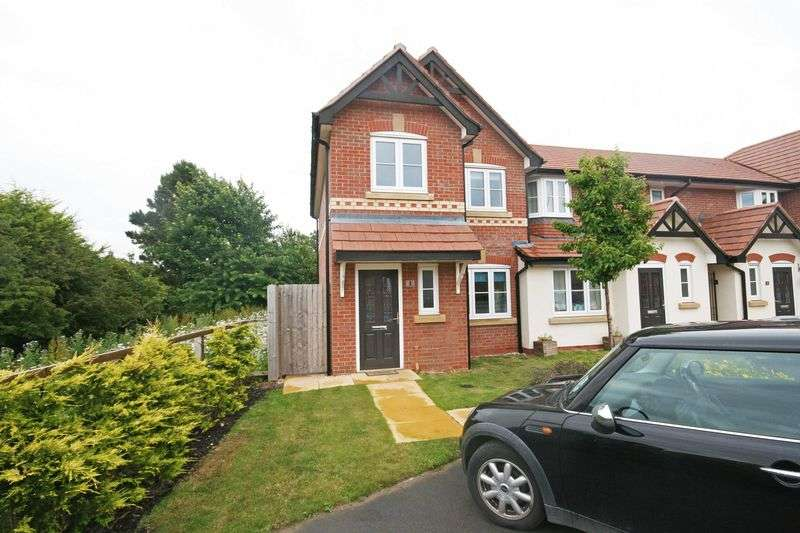 3 Bedrooms Mews House for sale in Jubilee Gardens, Blackpool