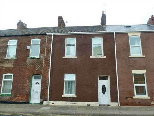 3 Bedrooms Terraced House for sale in Gladstone Street, Sunderland, Tyne and Wear