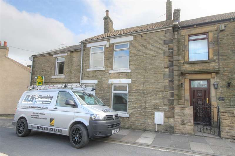 3 Bedrooms Terraced House for sale in Grove Road, Tow Law, Durham, DL13