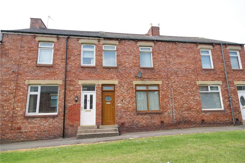 3 Bedrooms Terraced House for sale in The Avenue, Pelton, Chester Le Street, DH2
