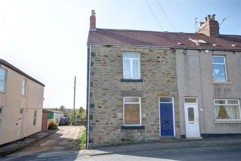 2 Bedrooms End Of Terrace House for sale in Thinford Street, Metal Bridge, Co Durham, DH6