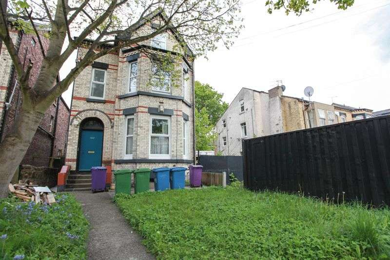 9 Bedrooms Property for sale in Hartington Road, Liverpool