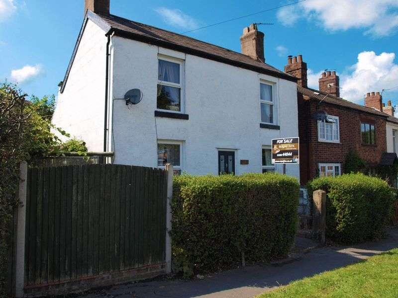 3 Bedrooms Detached House for sale in Runcorn Road, Barnton, Northwich, CW8 4HX
