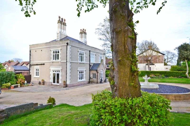 4 Bedrooms Detached House for sale in The Rookery, Cottage Lane, Ormskirk