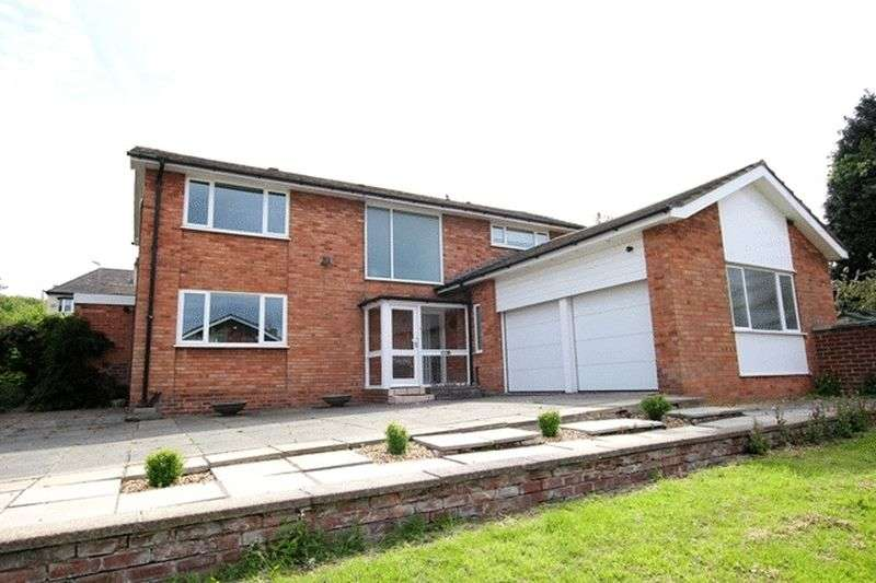 4 Bedrooms Detached House for sale in Gateacre Park Drive, Gateacre, Liverpool, L25