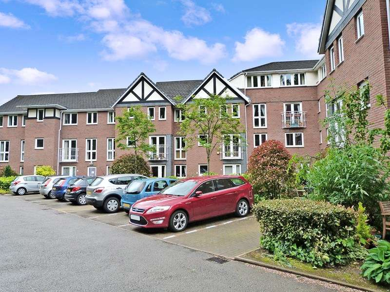 2 Bedrooms Retirement Property for sale in Townbridge Court, Northwich, CW8 1BG