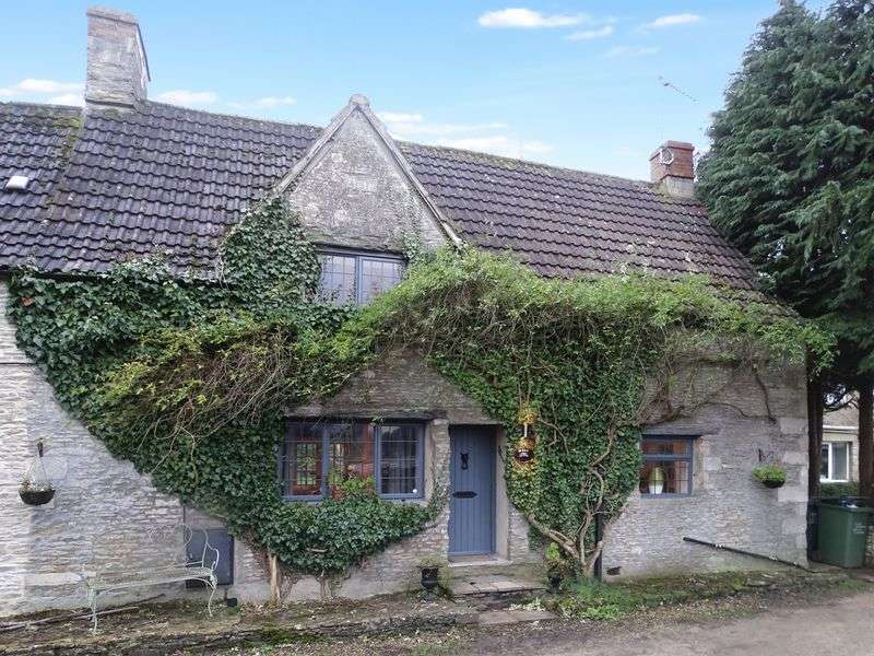 2 Bedrooms Semi Detached House for sale in Dark Lane, Upper Castle Combe