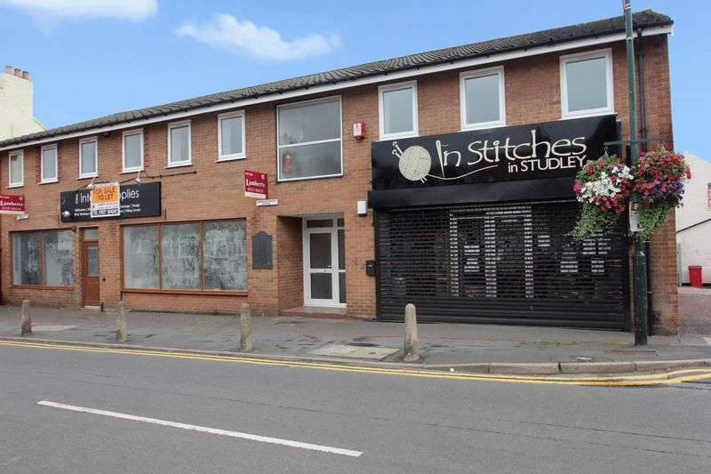 2 Bedrooms Flat for sale in High Street, Studley