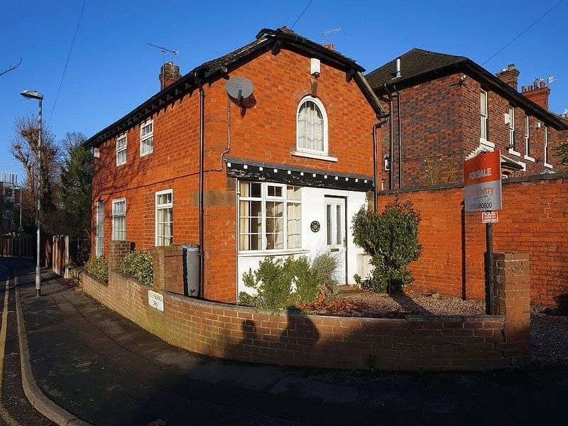 2 Bedrooms Detached House for sale in Queens Road, Hartshill, Stoke-On-Trent