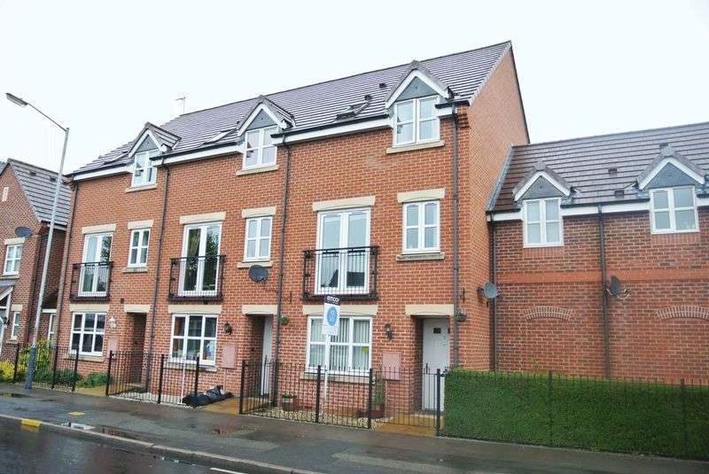 3 Bedrooms House for sale in Morgan Row, Lower Hillmorton Road, Rugby