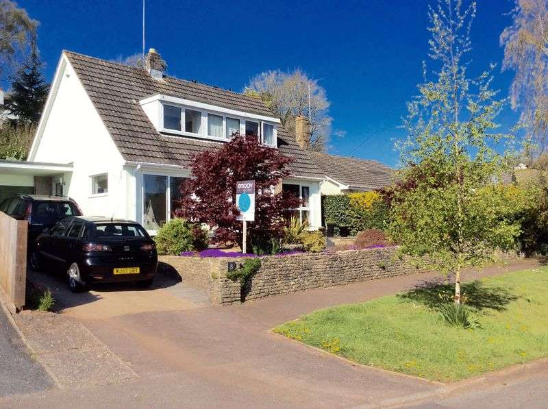 4 Bedrooms Detached House for sale in Abbotskerswell, Newton Abbot