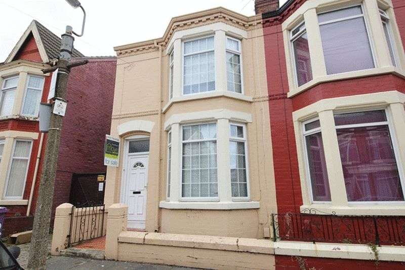 3 Bedrooms Terraced House for sale in Langton Road, Wavertree, Liverpool, L15
