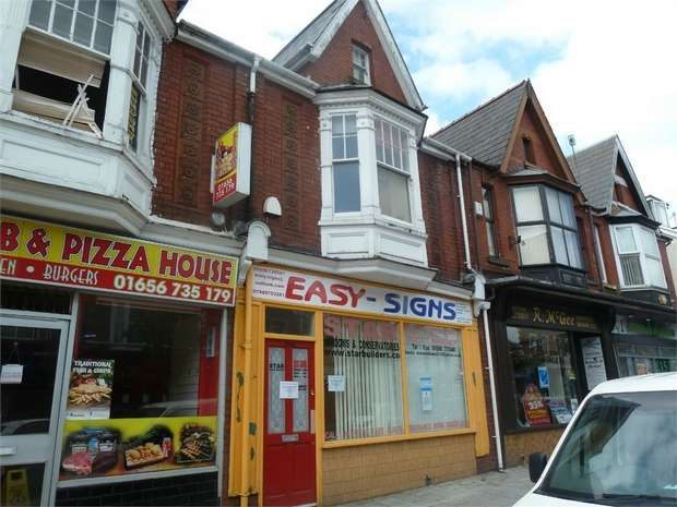 2 Bedrooms Commercial Property for sale in Commercial Street, Maesteg, Maesteg, Mid Glamorgan