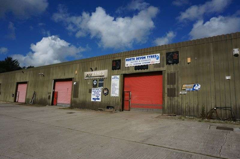 Property for sale in Units 13 & 14 Merchants Quay, Pennygillam Industrial Estate, Lanunceston