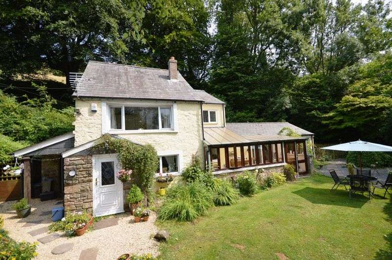 4 Bedrooms Detached House for sale in Railway Side, Abergavenny