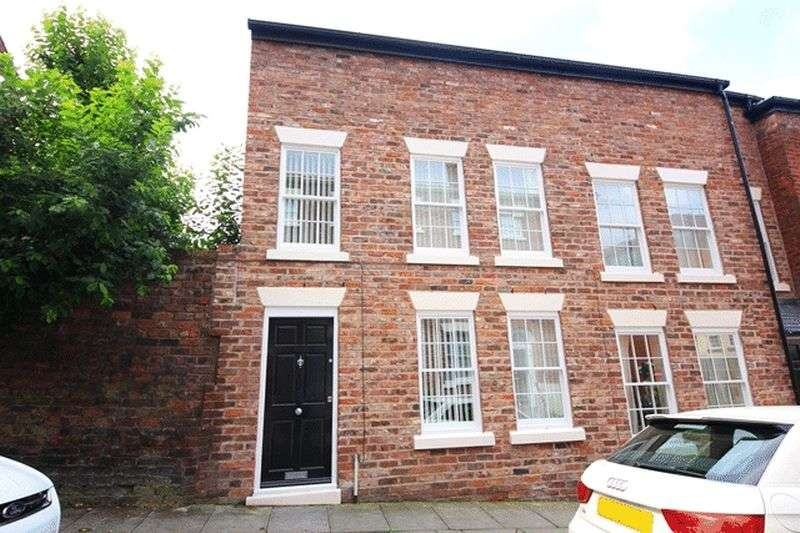 2 Bedrooms Terraced House for sale in Knight Street, City Centre, Liverpool, L1