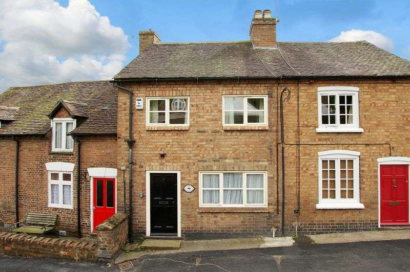 2 Bedrooms Terraced House for sale in Wesley Road, Ironbridge, Telford, Shropshire.