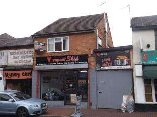 2 Bedrooms Flat for sale in Bearwood Road, Smethwick, West Midlands